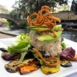 Chicken Salad Veronique with Riverwalk